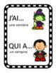 JEU de vocabulaire  - L'Halloween - J'ai… Qui a…