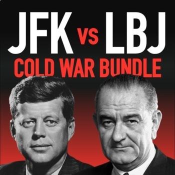 JFK AND LBJ Cold War Bundle