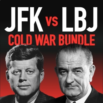 JFK AND LBJ Cold War Bundle
