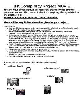 JFK Assassination Project