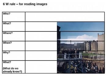 JFK Berlin Wall Speech Source Analysis Activity