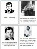 JFK Bio Book and Worksheet
