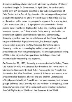 JFK Handout