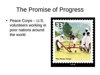 John F. Kennedy (JFK) PowerPoint Notes