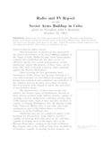 JFK's Cuban Missile Crisis Address--Guided Reading