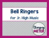 Bell Ringers for Jr. High Music