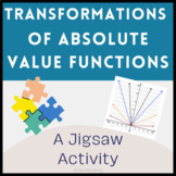 JIGSAW: Transformations of Absolute Value Functions