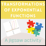 JIGSAW: Transformations of Exponential Functions