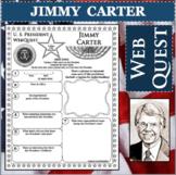 JIMMY CARTER U.S. PRESIDENT WebQuest Research Project Biography