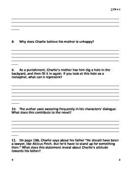 JJ NS 5 Jasper Jones Novel Study 5 Chapter 3 .docx version