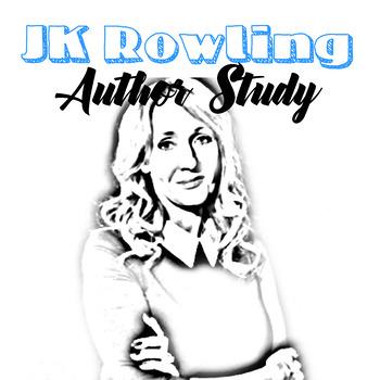 JK Rowling Author Study, Author Bio