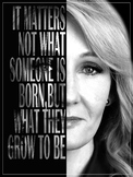 JK Rowling Inspirational Quote