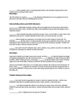 JK report term 2 Big Ideas