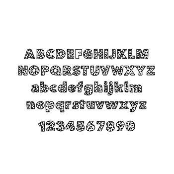 JM Big Love Font