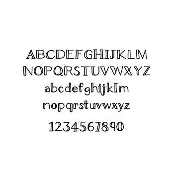 JM Columns Font
