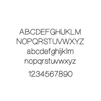 JM Elementary Font