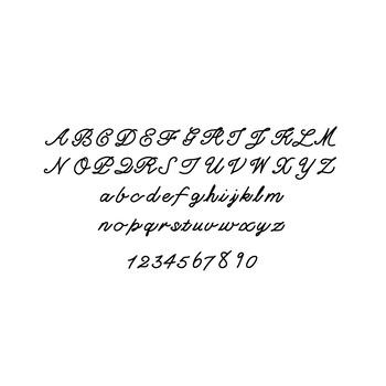 JM Sorta Script Font