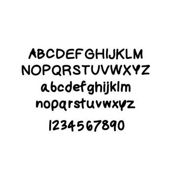 JM Swipe Font