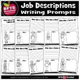 JOB DESCRIPTIONS COMMUNITY HELPERS WRITING PROMPTS