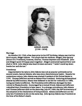 JOHN ADAMS (GRADES 7 - 12)