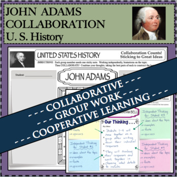 JOHN ADAMS Collaboration Activity Research Biography Cooperative Group