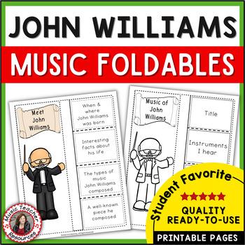 JOHN WILLIAMS Foldables