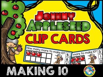 APPLE MATH: JOHNNY APPLESEED MATH CENTER: MAKING TEN APPLE