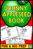 JOHNNY APPLESEED BOOK (JOHNNY APPLESEED PRINTABLES) APPLE