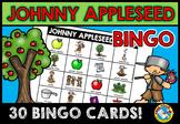 JOHNNY APPLESEED ACTIVITY FOR KIDS (SEPTEMBER BINGO GAME)