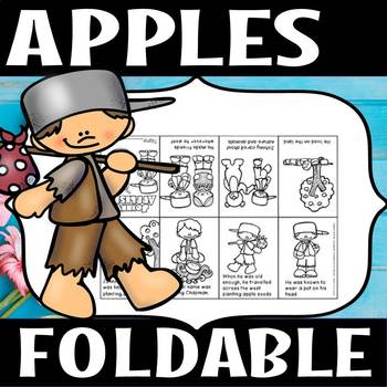JOHNNY APPLESEED FOLDABLE