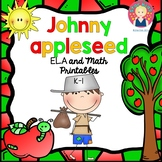 JOHNNY APPLESEED ACTIVITIES {MINI-UNIT FOR K-1}