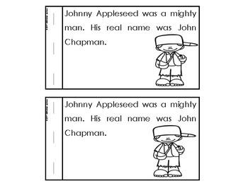 JOHNNY APPLESEED Reader