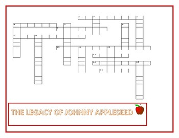 JOHNNY APPLESEED: THE LEGEND & LEGACY