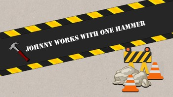 JOHNNY WORKS WITH ONE HAMMER 4 ELEMENTARY MUSIC PDF