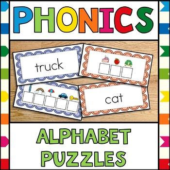 Alphabet Mystery Phonics