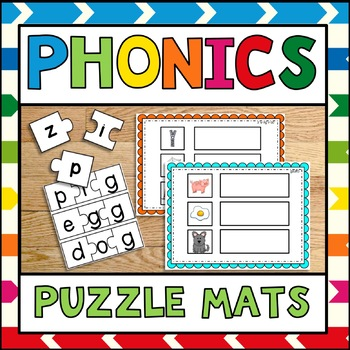 Phonics Puzzle Mats SAMPLE
