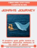 Jonah and the Big Fish:  JONAH'S JOURNEY
