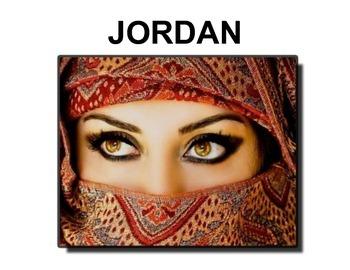 JORDAN: COUNTRY OF JORDAN (GRADES 4 - 8)