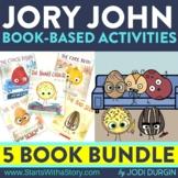 Jory John Bundle The Cool Bean The Bad Seed The Good Egg Activities & Read Aloud