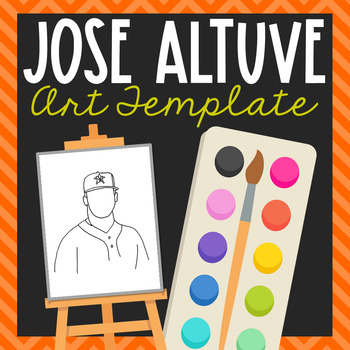 JOSE ALTUVE Project Activity | Craft Activity | Houston Astros | World Series