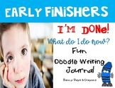 DISTANCE LEARNING /AT HOME LEARNING/ HOMESCHOOL FUN JOURNAL