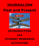 JOURNALISM UNIT:  Introduction and Research Activities