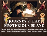 JOURNEY 2: THE MYSTERIOUS ISLAND MOVIE GUIDE, EOY/LAST DAY OF SCHOOL ACTIVITY