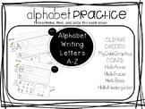 JOURNEYS 2014/2017 Alphabet sheet with ADDED tasks
