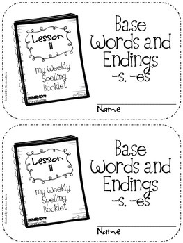 JOURNEYS Common Core 2nd grade - Spelling Unit 3