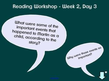 JOURNEYS Curriculum 4th Grade ELA - Week 2