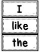 JOURNEYS Kindergarten Sight Words~ 88 Wall Cards~ Lesson Listed on Each Card!