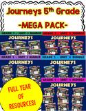 Journeys Bundle Full Year Grade 5