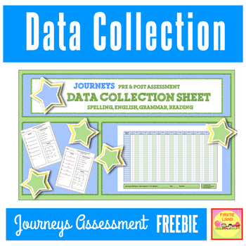 Pre & Post Assessment Data Collection Sheet