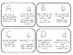 JOURNEYS letter rhymes for letter formation MODIFIED FOR EASY LEARNING